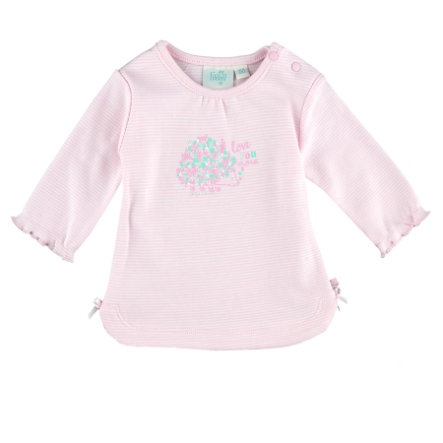 Feetje Girls Longsleeve Love You More Roze Pinkorbluenl
