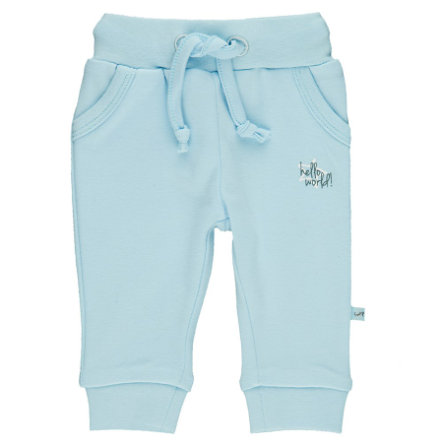 Feetje Boys Sweathose Mr. Cute blau