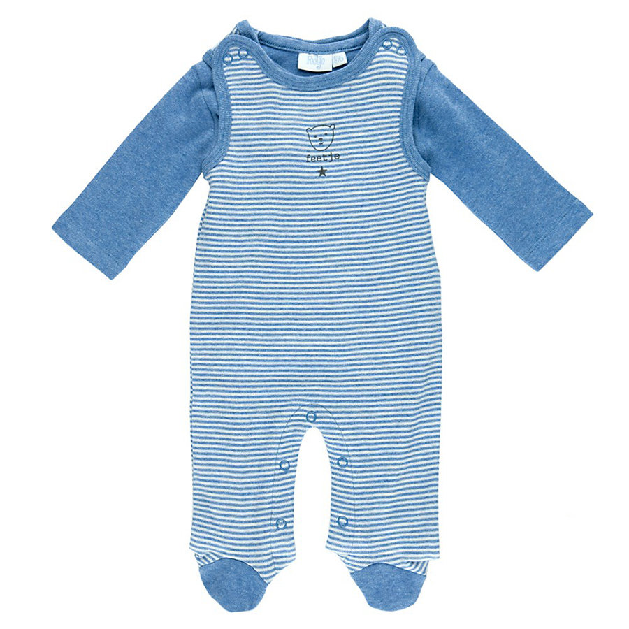 FEETJE Boys Romperset blue