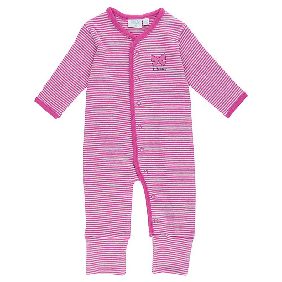 Feetje Baby Schlafoverall rosé