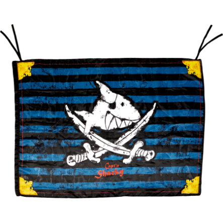 COPPENRATH Piratenflagge - Capt'n Sharky