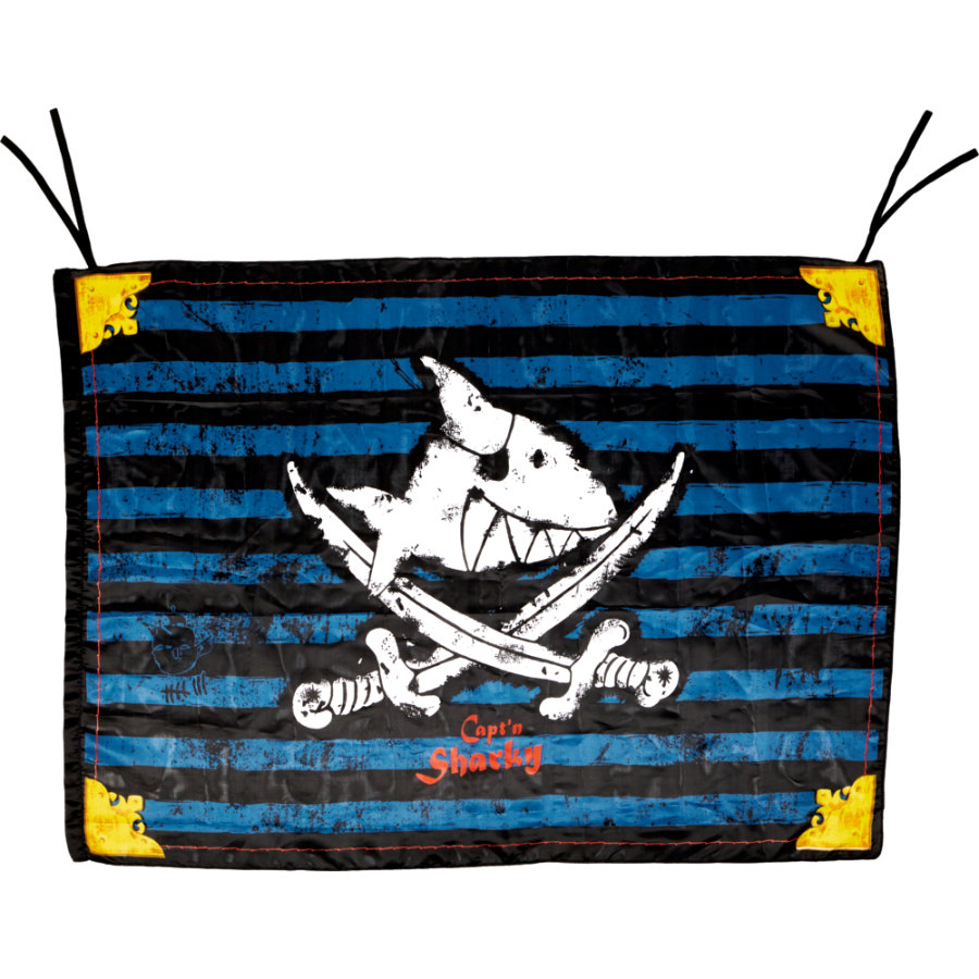 COPPENRATH Piratenflagge - Capt& 039;n Sharky -