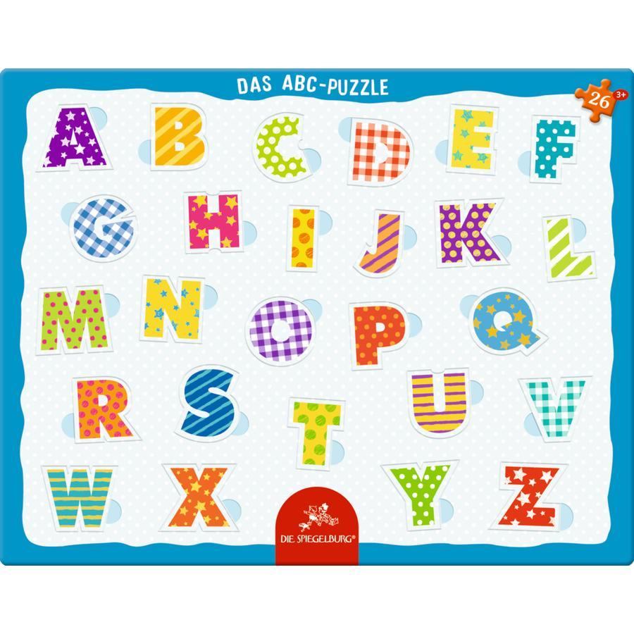 COPPENRATH  Puzzle v rámu - Abeceda, 26 dílů