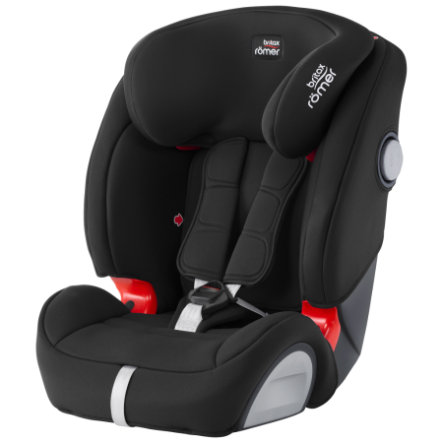 britax römer silla de coche Evolva 123 SL SICT Cosmos Black
