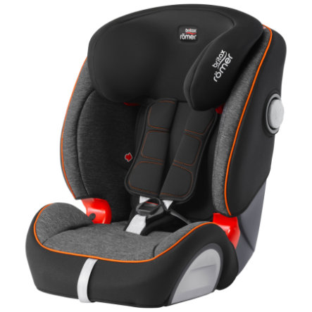 britax r mer silla de coche evolva 123 sl sict black marble. Black Bedroom Furniture Sets. Home Design Ideas