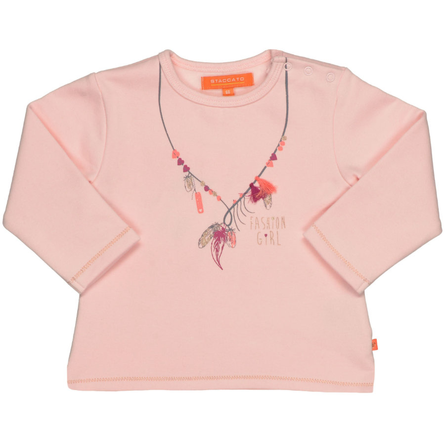 STACCATO Girls Sweatshirt soft rose
