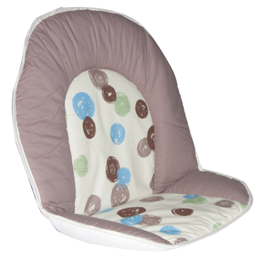 GEUTHER Coussin Dassise Pour Chaise Haute Bebe 4737 Dessin 107
