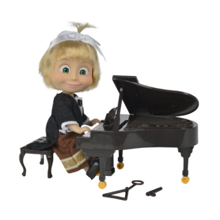 Simba Masha and the Bear - Masha Pianist