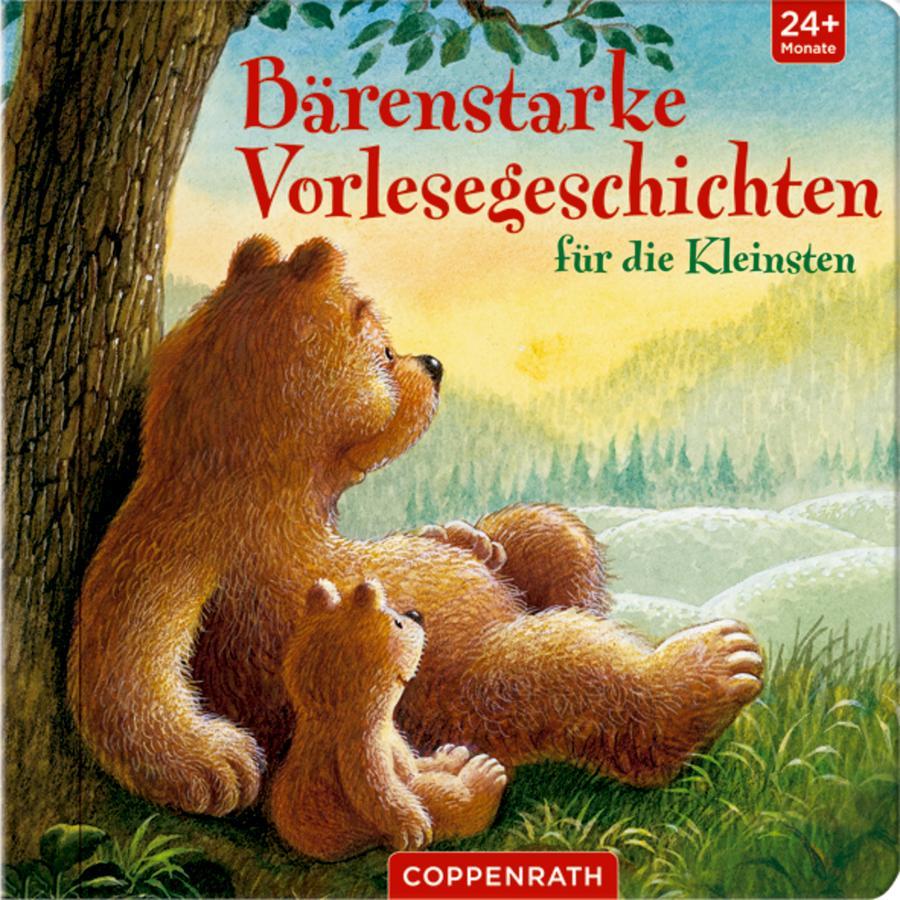 COPPENRATH Bärenstarke Vorlesegeschichten für die Kleinsten