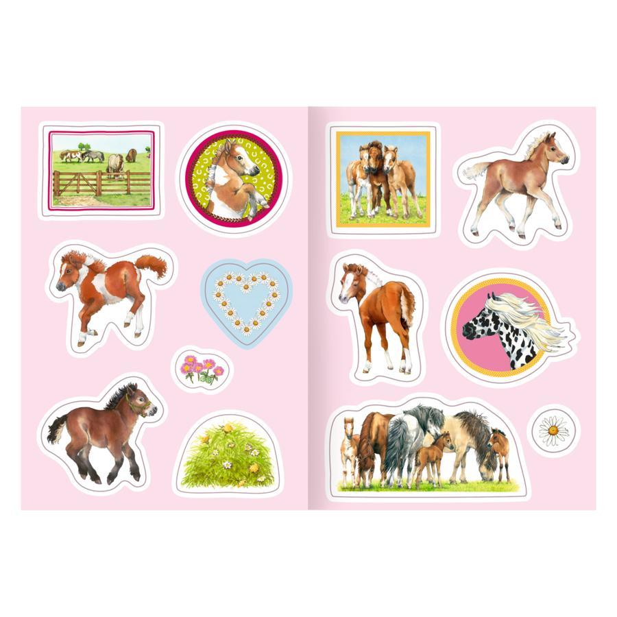 COPPENRATH Mein kleiner Ponyhof: Allerliebste Pony-Sticker