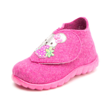 superfit Girl s pantofola mouse rosa