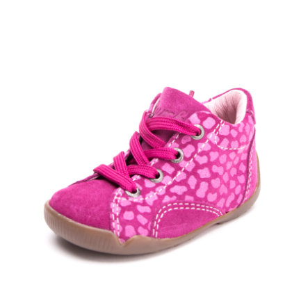 Lurchi Girl s Peaches-One fucsia trainers (medio)