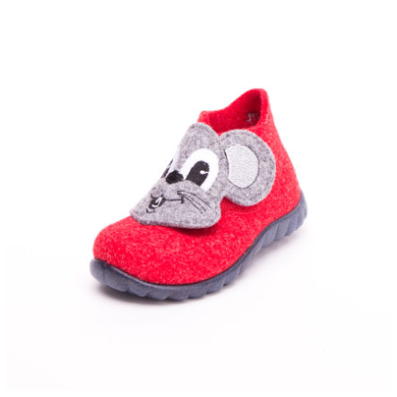 superfit Girl s pantofole mouse mouse s fuoco kombi