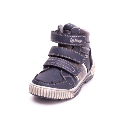 Be Mega Boys Halbschuh navy