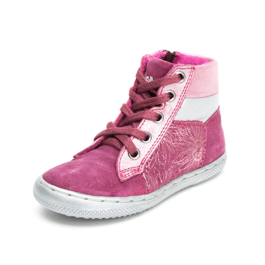 s.Oliver shoes Girls Halbschuhe fuxia
