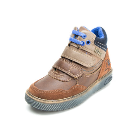 s.Oliver chaussures chaussures Boys basses chaussures marron