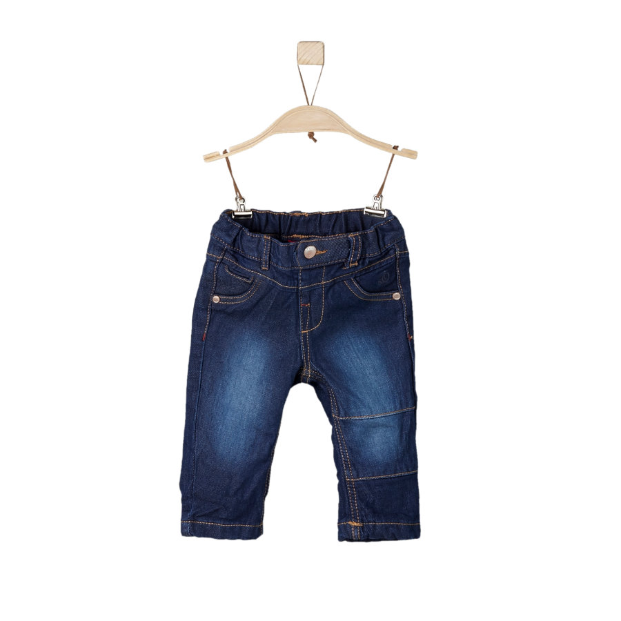 s.Oliver Boys Jeans dark blue denim stretch regular