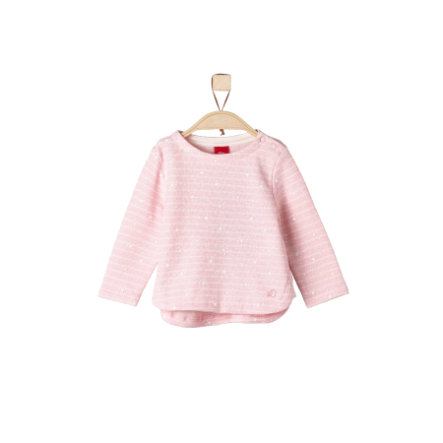 s.Oliver Girls Sweatshirt light pink