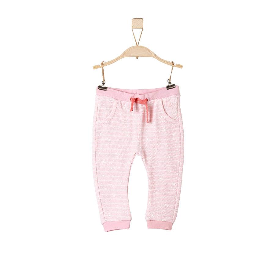 s.Oliver Jente Leggings lys rosa