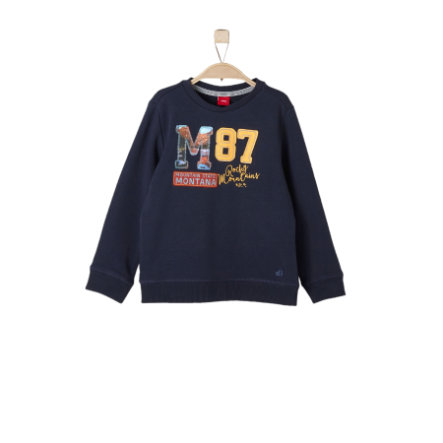 s.Oliver Boys Sweatshirt dark blue