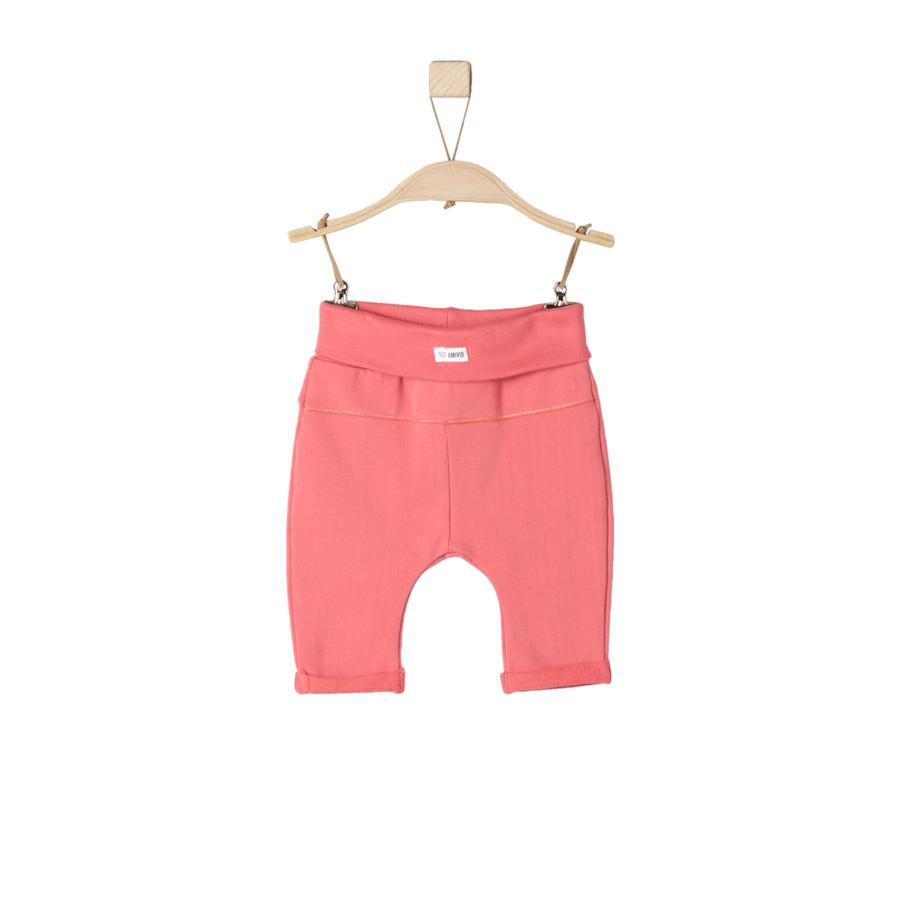 s.Oliver Boys Pantalon rouge clair