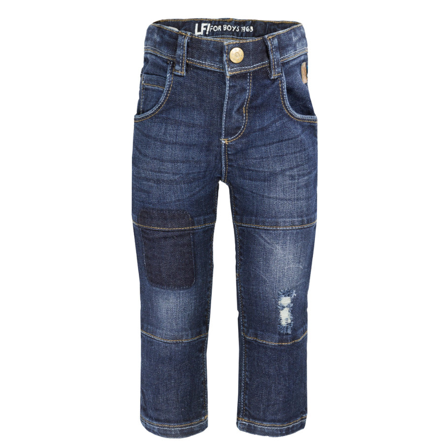 uciekła! Boys Jeans dark blue denim