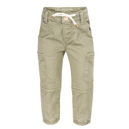 uciekła! Boys Spodnie w kolorze beżowym.