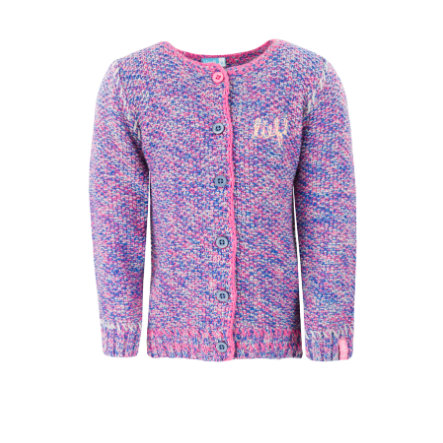 lief! Girls Strickjacke violett