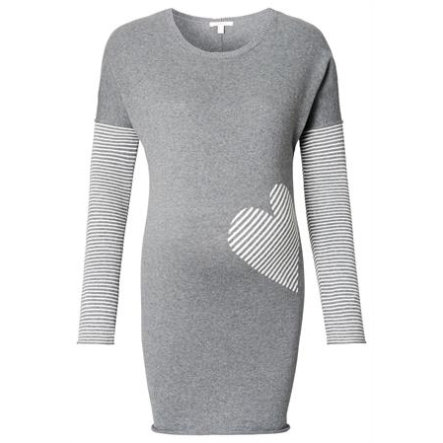 ESPRIT Barsel Sweater grå