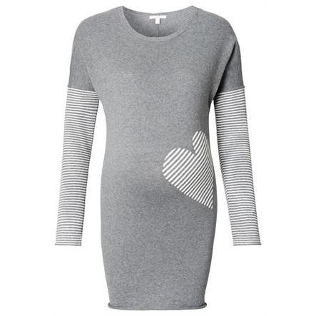 ESPRIT Suéter de Maternidad gris