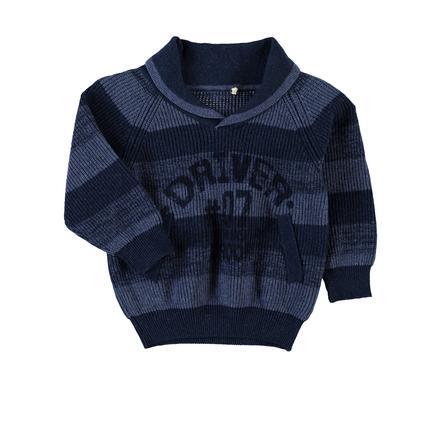 name it Boys Pullover Lyder Stripes vintage indigo
