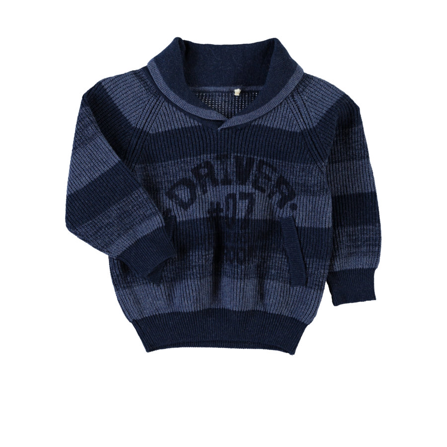 name it Boys Pullover Lyder Streifen vintage indigo