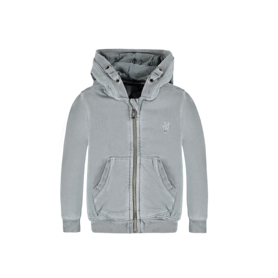Marc O'Polo Sweatjacke grey melange