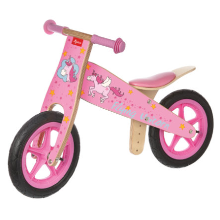 sigikid Springcykel Flying Unicorn