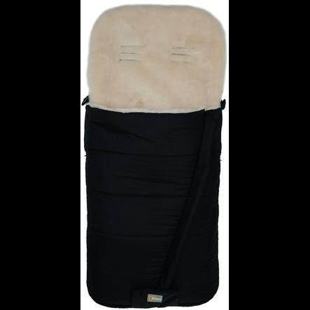 FILLIKID Śpiworek zimowy do wózka Naga Wool, kolor czarny