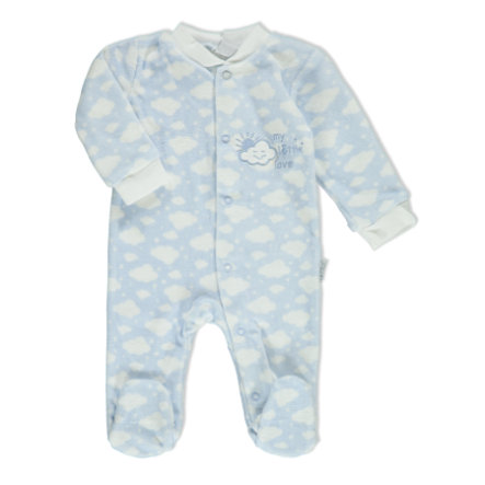 LITTLE Baby Friends Forever Pyjama/Kruippak blauw
