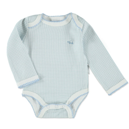 LITTLE Smart & Cosy Body blau in Geschenkverpackung