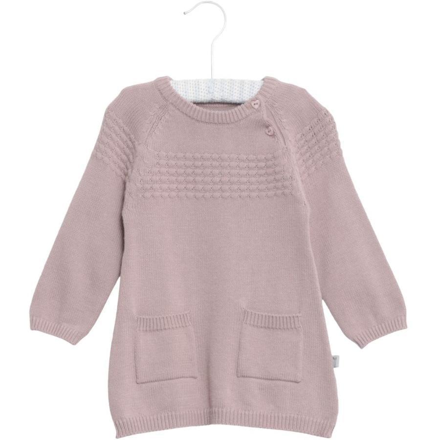 WHEAT Vestido Sailor Knit powderrose