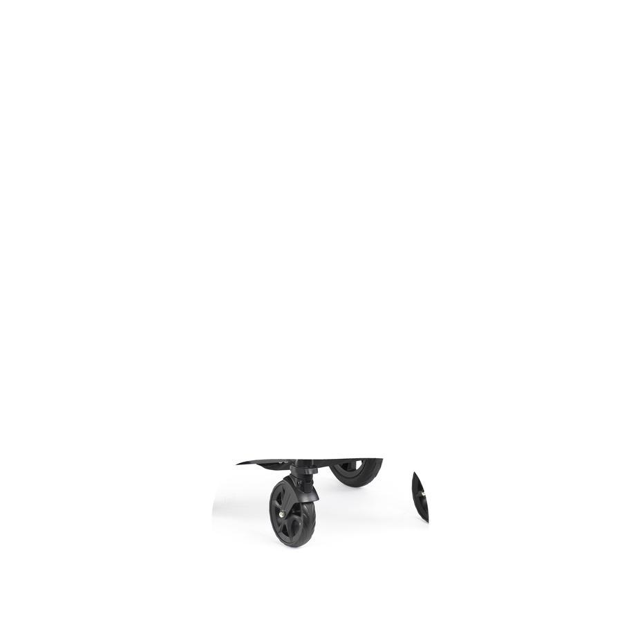 Joie Kinderwagen Chrome DLX inklusive Kniedecke Thyme