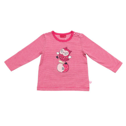 SALT AND PEPPER Girls Longsleeve rasberry