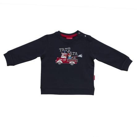 SALT AND PEPPER Boys Sweatshirt little fire chief cobalt
