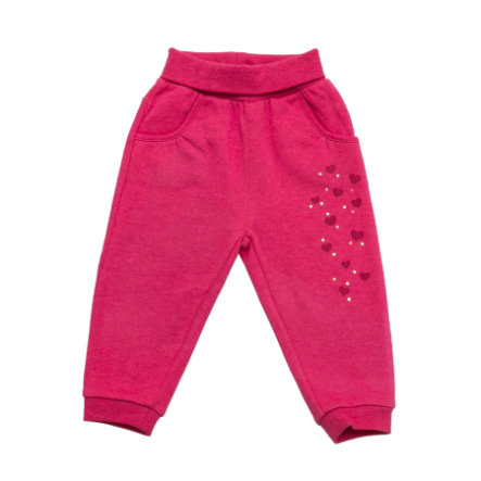 SALT AND PEPPER Girl Sweatpants smart Owl malina sowa