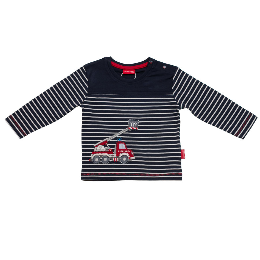 SALT AND PEPPER Boys Longsleeve little fire chief cobalt