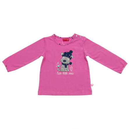 SALT AND PEPPER Girls Longsleeve cute crocus