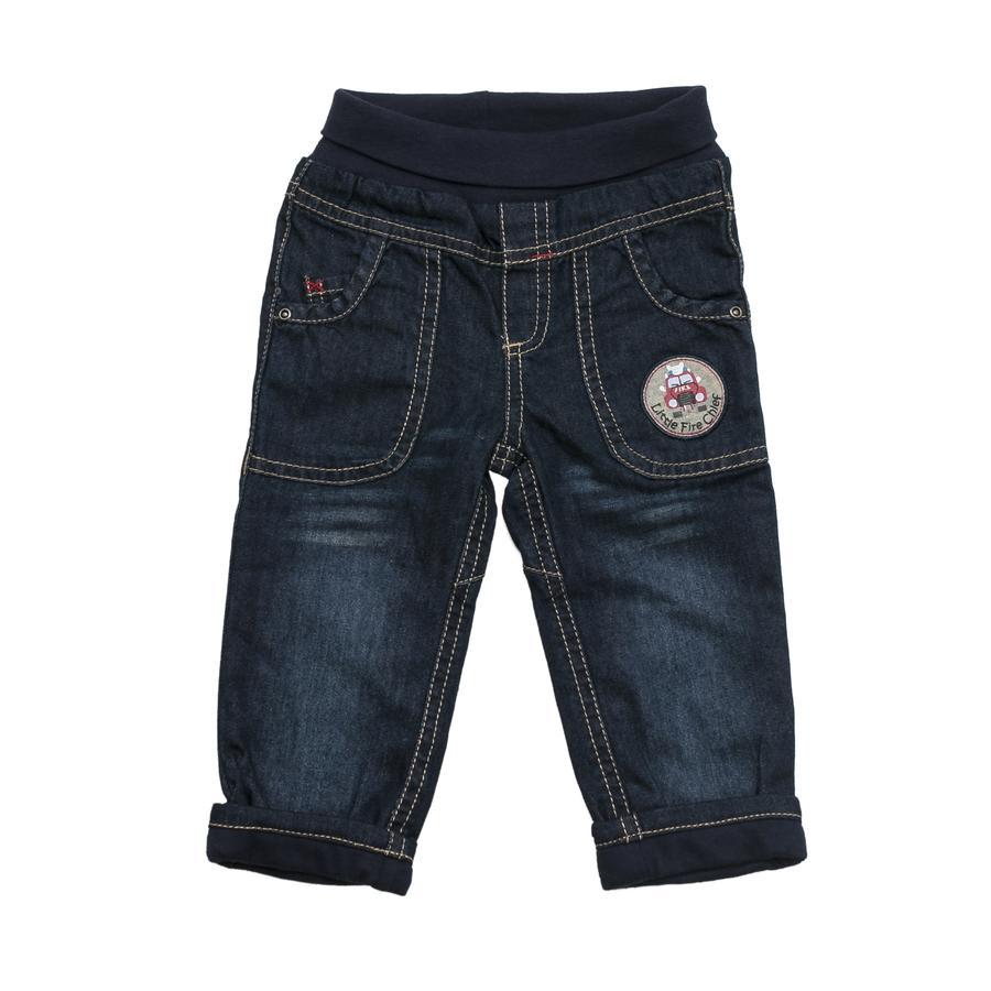 SALT AND PEPPER Boys Jeans pequeño jefe de bomberos