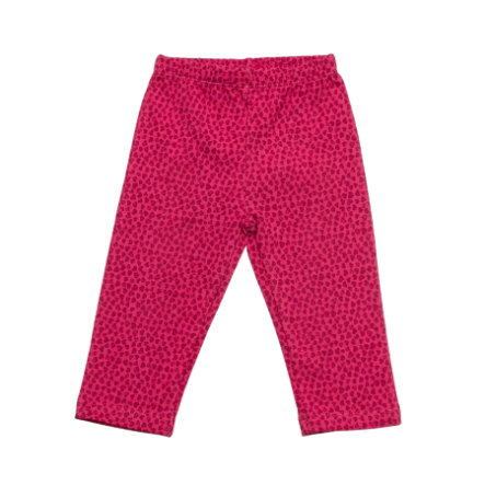 SALT AND PEPPER Girls Legging smart owl allover rasberry