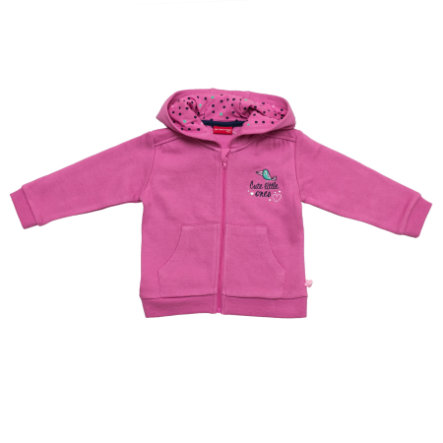 SALT AND PEPPER Girls Sweatjacke crocus pink
