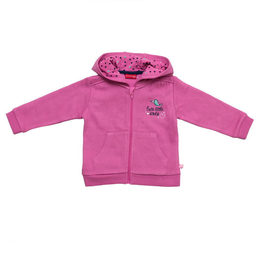 SALT AND PEPPER Girl s Sudadera crocus crocus rosa