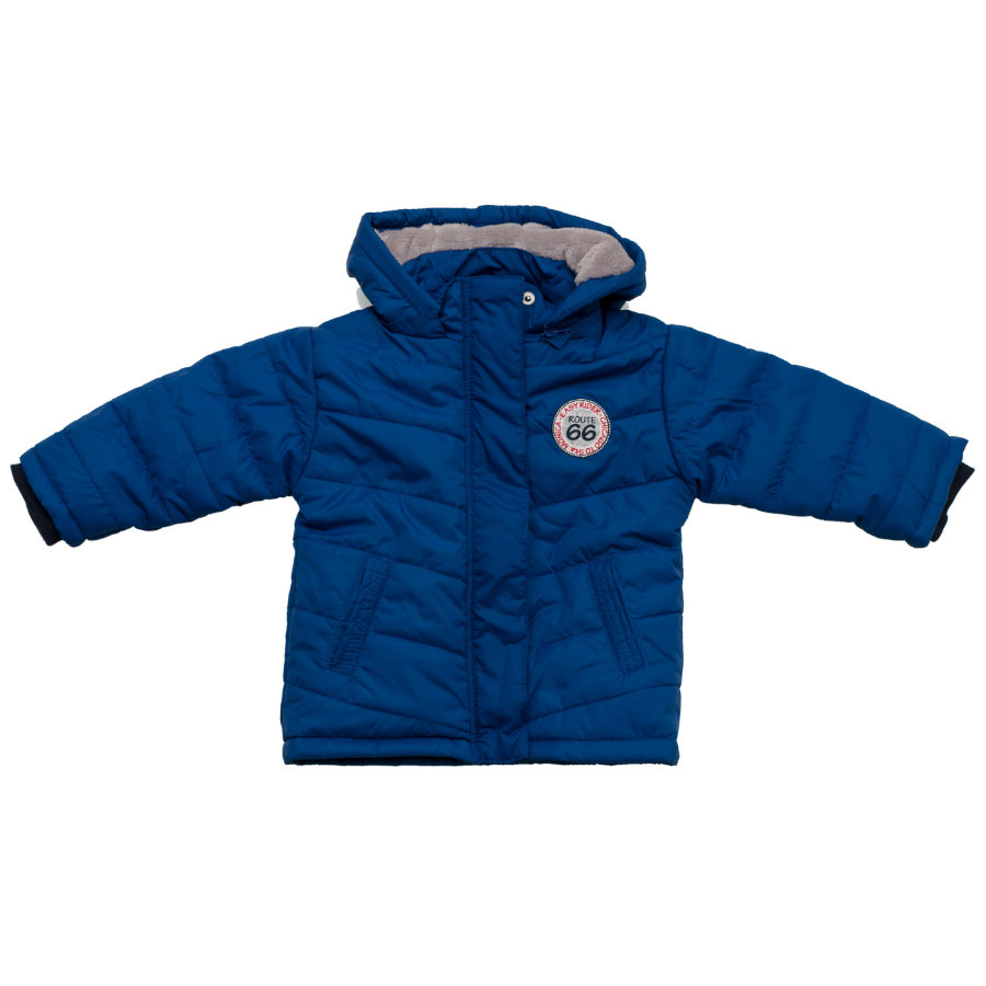 SALT AND PEPPER Boys Jacke keep moving blue