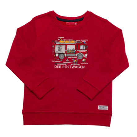 SALT AND PEPPER Boys Sweatshirt tomato red